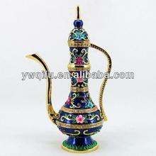 QF3369-001-2 Home decoration custom Aladdin trade metal craft