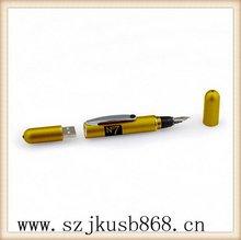 New style good quality usb flash pen drive ball metal