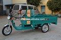 3 rodas triciclo de carga elétrica para adultos