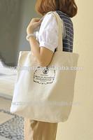 2014 fashion customized cotton road bag
