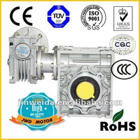 Small automatic double worm gear box gearbox and worm reducer