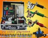 professional tattoo kits 4 guns 14 colour inks