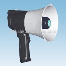 Quality plastic megaphone