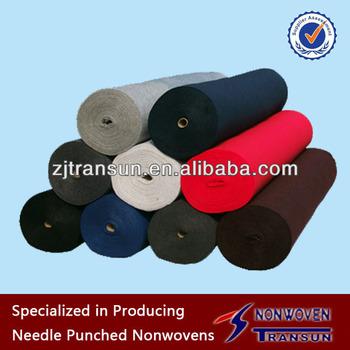 Nonwoven Manufacturer polyest felt