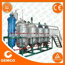 Hot Sale 2-300T/Day Seed Oil Refinery Machine