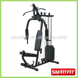 chromed fashion multi purpose One Station Home Gym chest training exercise machine equipment