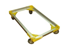 Custom Moving dolly, for moving storage crate