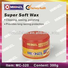 Super Soft Wax (car wax)
