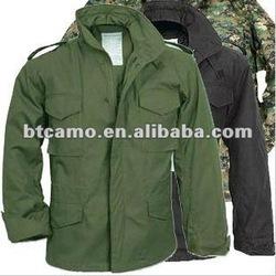 men's military M65 jacket