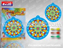 Eva tarjeta de dardo magnética juego