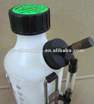 Custome HDPE Plastic Bottle for Motor Oil