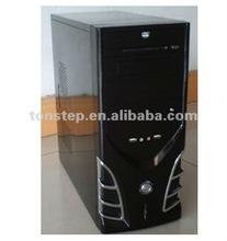 Desktop ATX computer case vertical PC case with 386mm*170mm*410mm