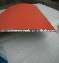 ceiling/underflooring polypropylene honeycomb panel light strong and easy execute