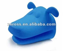 Animal Shape Silicone Heat Resistant Gloves/Silicone Oven Mitt---2012 Hot Selling