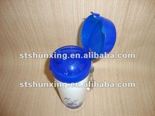 PP plastic Double-layer Cup