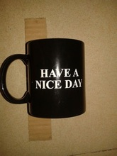 YIWU HUIXUAN factory direct sell have a nice day mug