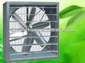 Grande industrial extractor de aire