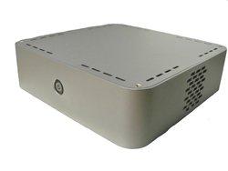 Aluminum case ,MINI ITX case (Black Silver optional)