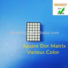 5x7 LED Dot Matrix /SQUARE DOT