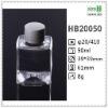 50ml plastic liquid cosmetic packaging bottle,cosmetic packaging bottle
