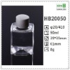 50ml plastic liquid cosmetic packaging bottle,cosmetic packaging bottle
