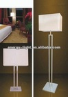 2014 Hotel floor lamp and table lamps