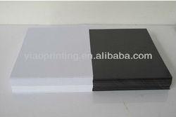 self adhesive rigid album pvc sheet for photo album