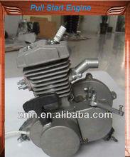 Pull Starting 2 Stroke Gasoline Engine Bicycle Kit/Bike Motor Engine