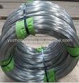 Electro galvanizado bandas / de balas de alambre de hierro