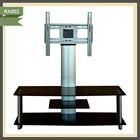 Home furniture lcd wall unit design plazma tv trolley designs RA002