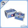 MLD-FA10 Emergency Treatment Home Care Aluminium First Aid kit Box medical case