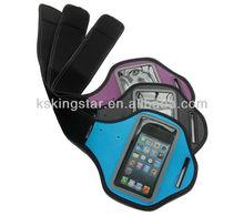 mobile phone Neoprene sports armband