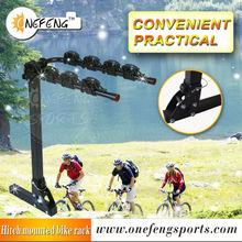 4 Bikes Hitch Mount Bike Rack, Car Bike Carrier