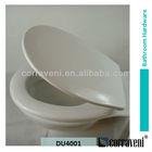 printed duroplast toilet seat cover lift soft close hinge DU4001
