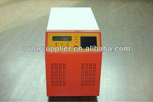 intelligent pure sine wave solar inverter with built-in controller 3kw,4kw,5kw/ solar hybrid inverter