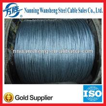 ACSR Core Hot Dip Galvanized Steel Wire Strand