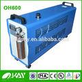 L'eau plasma machine de soudage / hot vente hydrogène genrator / energy saving fuel cell