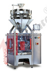 Integrated weighing and packaging machine PMT-10 for candy,coffee,peanut,biscuit,chocolate,nut,yogurt,pet food,puffy,sugar,