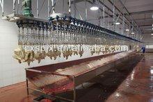 automatic chicken plucking machine/halal poultry Slaughter equipment/chicken plucking machine