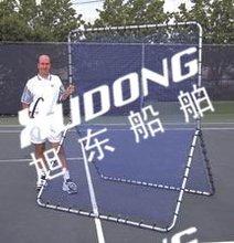 Tennis net, Tennis rebound net