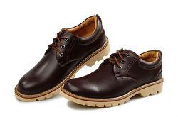 2014 Newest Fashion Designer genuine leather shoe man