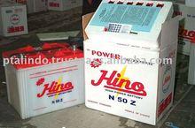 12V60AH Dry Car Battery