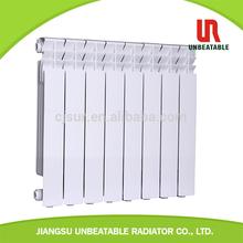 HVAC System CE RoHS Italian New Style Die Casting Aluminum Radiators