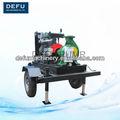 Riego agrícola diesel la bomba de agua( es)