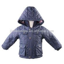 Made in china venda quente casaco infantil / revestimento das crianças