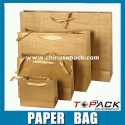 Fashionable Paper shopping bag ,Hot sale Shopping paper bag