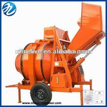 Hydraulikmotor für betonmischer jzr500h diesel, diesel mischer