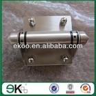 Stainless steel self closing glass door hinge (KEK10D)