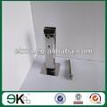 Ringhiera di vetro cemento perno in acciaio inox( nek05)
