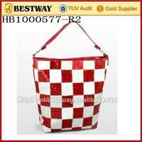 Good price pvc leather hand bag for gymnasium